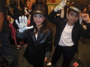 Little MJs